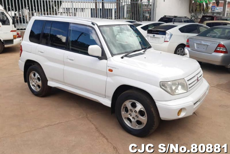 Mitsubishi / Pajero io 1999 Stock No. TM1118808